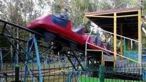 Власти Брянска рассказали о происшествии на аттракционе в парке