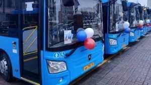 Брянские власти купят четыре автобуса для Суземского района