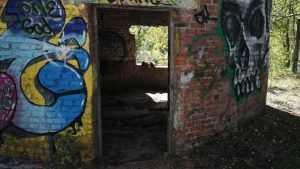В Брянске на Кургане Бессмертия нашли человеческие останки