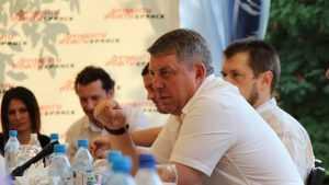 Брянский губернатор Александр Богомаз встретится с журналистами