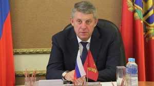 Брянский губернатор Богомаз сообщил о кознях недоброжелателей