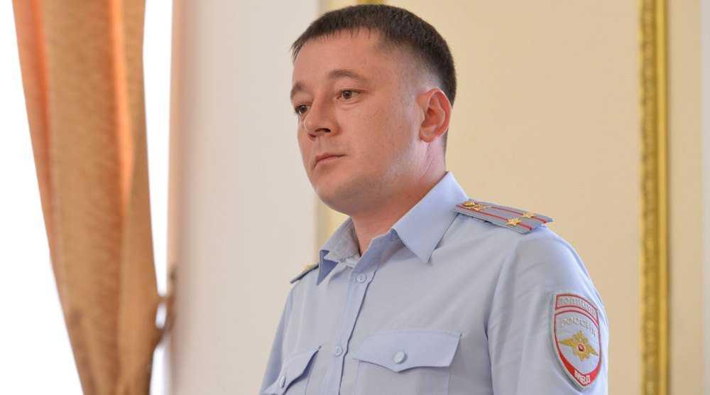 Линейный отдел брянской полиции возглавил подполковник Сун-Цо-Жен