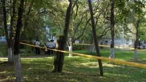 При задержании убийцы брянский полицейский выстрелил ему в ногу