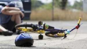 В Брянске автомобилистка проехала по ноге 8-летнего ребенка
