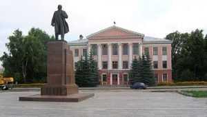 В Дятькове Брянской области преобразят центр города
