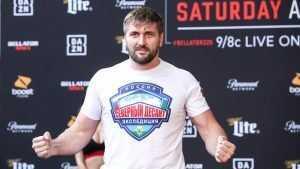 Тактаров заявил, что брянец Минаков сможет стать чемпионом Bellator