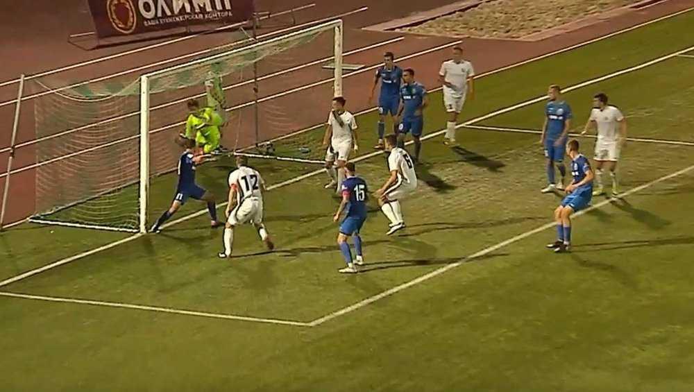 Брянское «Динамо» проиграло в Рязани со счётом 1:3