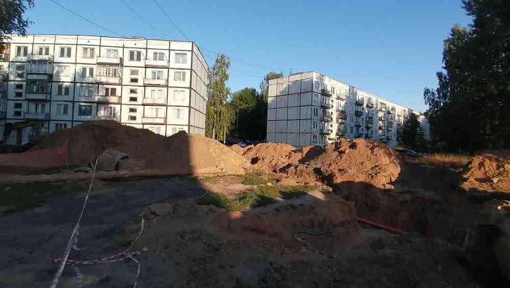 В Сеще 3000 жителей военного городка оставили без воды и канализации