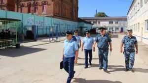 Брянский прокурор обнаружил нарушения в колонии Стародуба