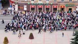 В Брянске 30 августа из-за крестного хода перекроют движение транспорта