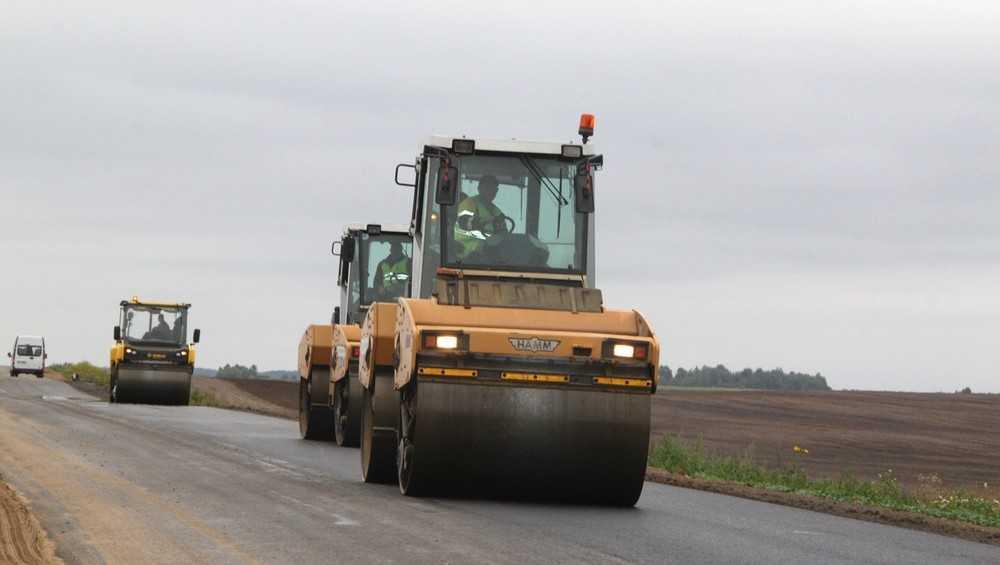 Строителям приказали переделать дорогу в Брянской области