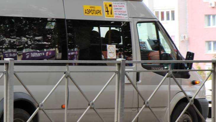 Измученных брянских маршрутчиков не устроила зарплата в 35000 рублей