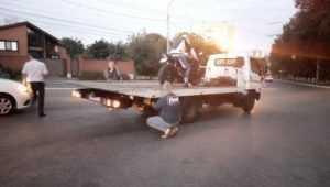 В Брянске полицейские отобрали 48 мотоциклов у дорожных анархистов