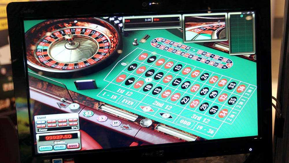 Житель Новозыбкова пожаловался полицейским на интернет-казино