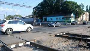 На переезде у станции Орджоникидзеград ограничат движение автомобилей
