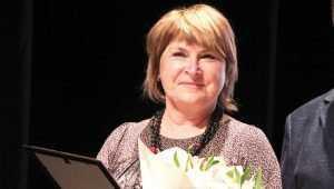 Лариса Садилова новый фильм будет снимать в брянском Овстуге