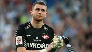 Вратарю «Спартака» предлагали играть в Унече за 25000 рублей