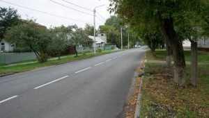 Дорогу на Вокзальной улице в Брянске отремонтировали на 95 процентов