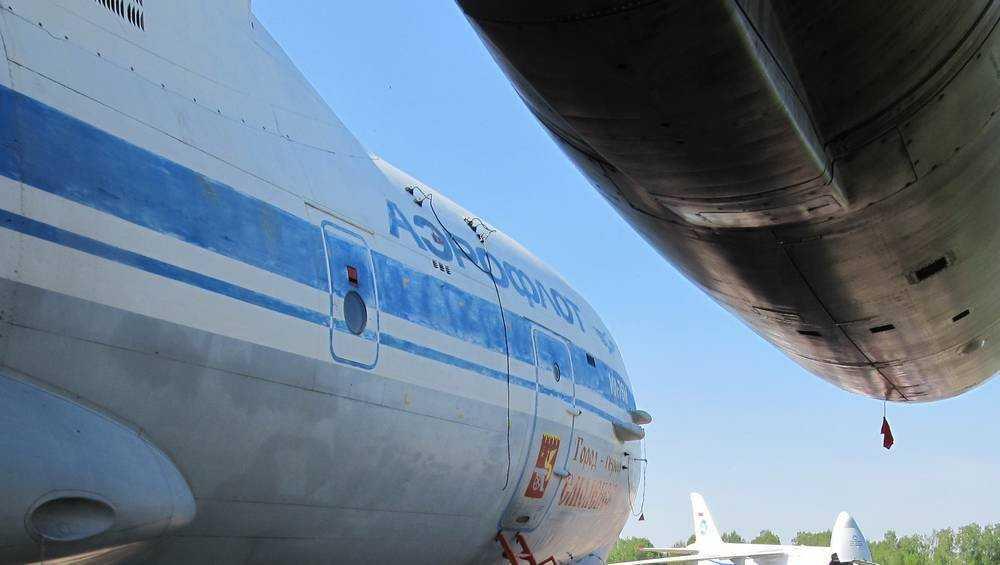 Из Брянской области в Красноярск для тушения пожаров перебросили Ил-76