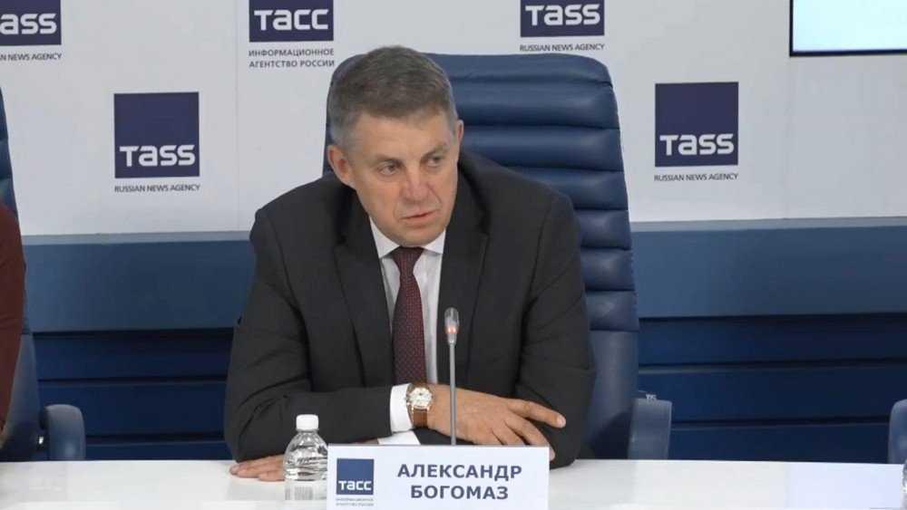 Александр Богомаз поделился в Москве тонкостями брянского управления