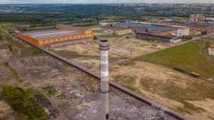В Брянске на старых площадях БМЗ построят «БежицаIndustrialPark»