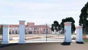 В Брянске ремонт дворца культуры приостановили из-за кражи