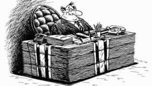 Заместителя главы Брянского района оштрафовали за отписку