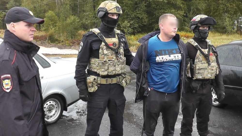 Брянская полиция задержала вымогателей денег у жителей Унечи