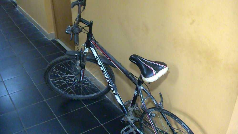 В Брянске 23-летнего парня арестовали за кражу велосипеда