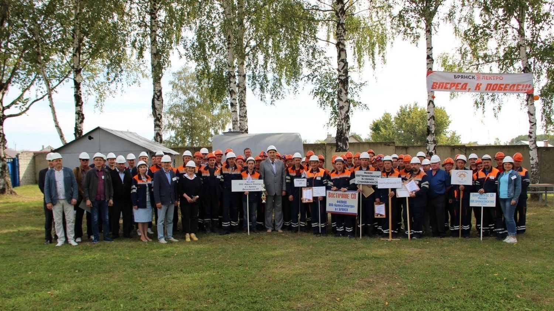 В Брянской области прошли соревнования профмастерства электротехнического персонала ООО «БрянскЭлектро»