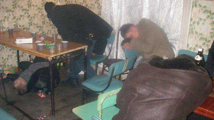 Напившийся до беспамятства дятьковец напал на прохожих