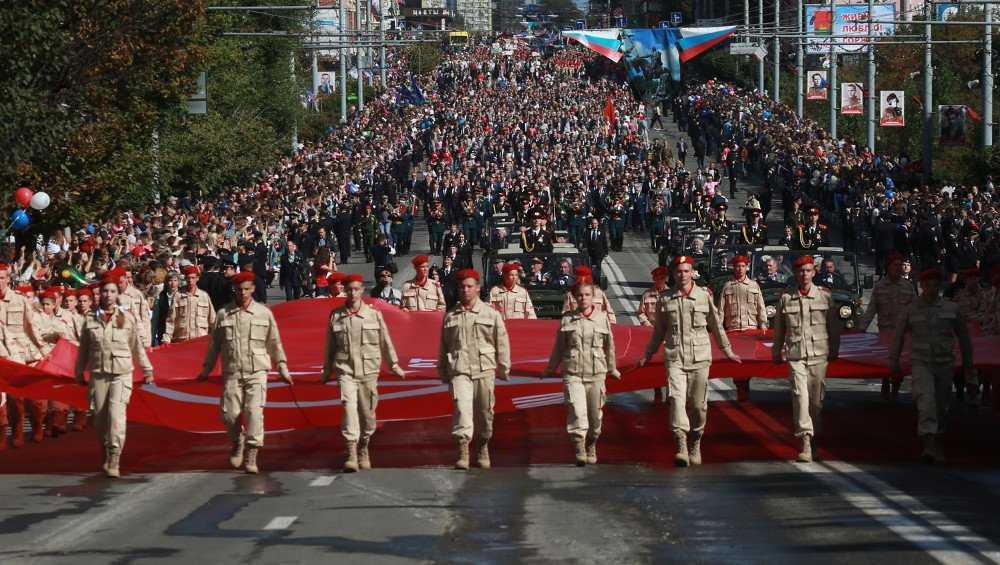 Власти 14 российских городов отказались от парада