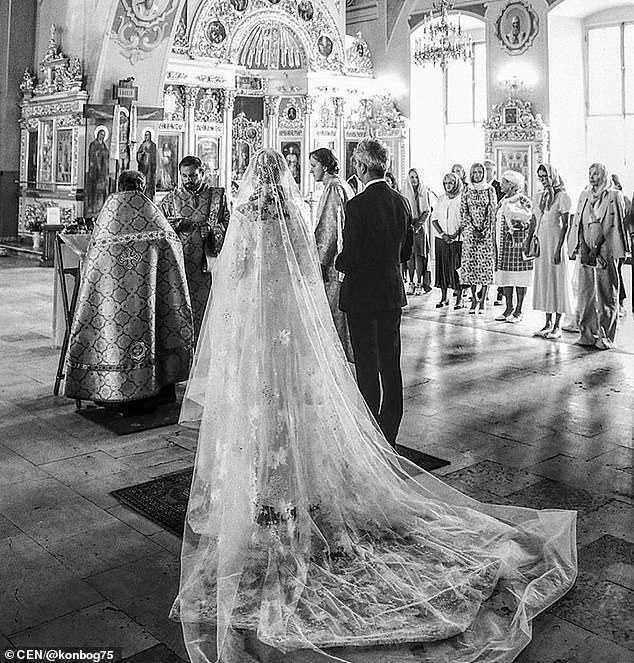 собчак свадьба