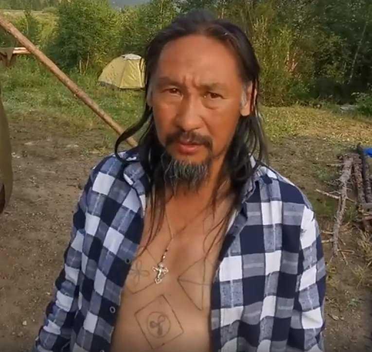 Габышев шаман