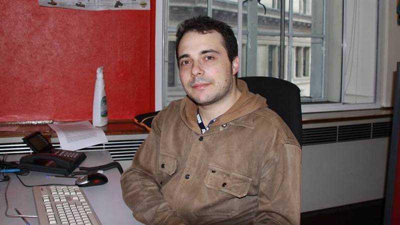 В Брянск приедет редактор игры «Кто хочет стать миллионером» Илья Бер