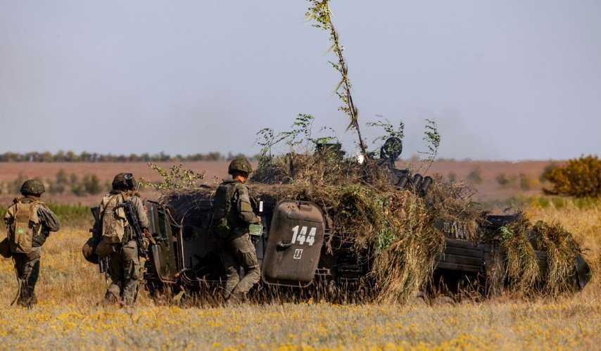 В Брянской области перебазировали войска и заняли оборону