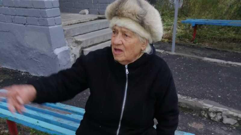 В Брянске ищут родных потерявшей память женщины