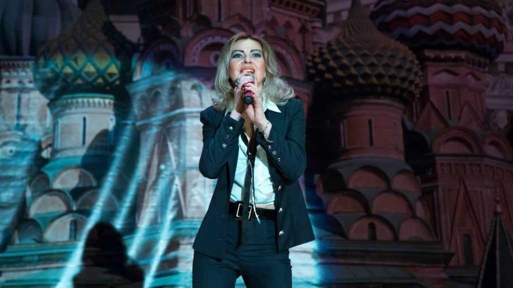 Брянская певица Сергия едва не погибла в аварии из-за пьяного водителя