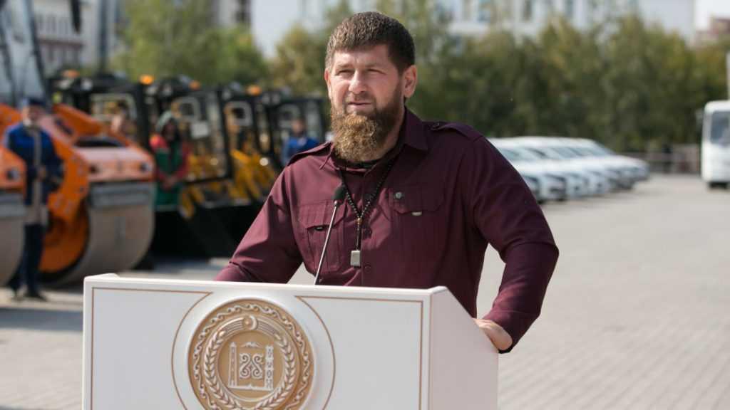 «Мы гордимся»: Кадыров сделал заявление после слов Путина