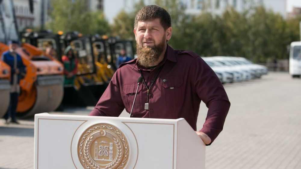 У Рамзана Кадырова заподозрили коронавирус