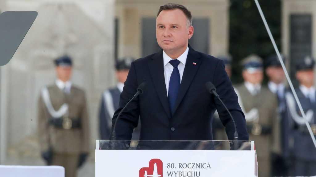 Польский президент: Россия должна признать нападение СССР на Польшу
