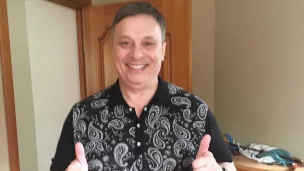 Продюсера группы «Ласковый май» Андрея Разина восхитила погода в Брянске