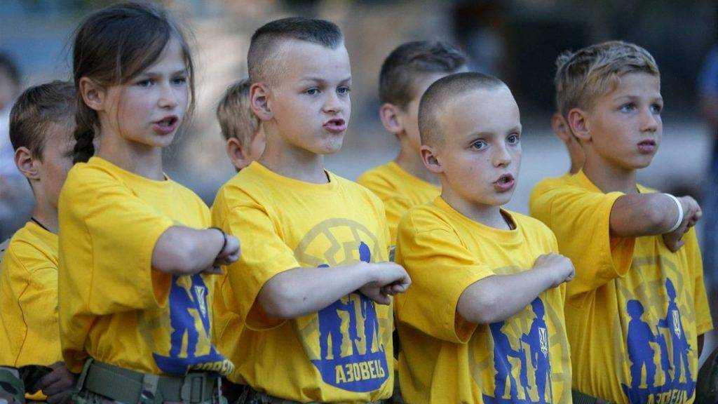 Чему учат детей на Украине