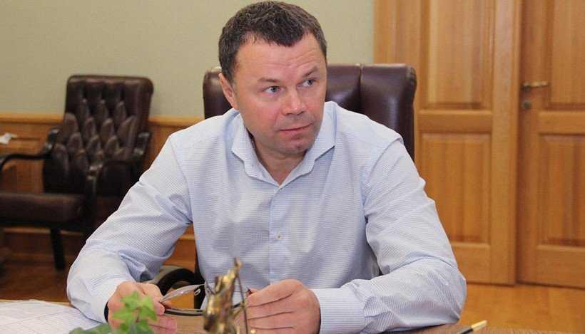 Бывший глава Брянска Игорь Алехин заработал за год 218 миллионов рублей