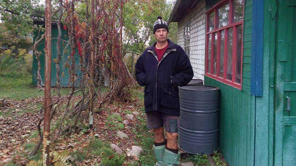 Самый веселый житель Брянска записал видео о метании картошки