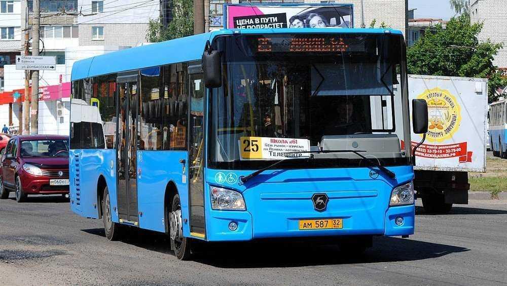В Брянске 68-летняя женщина сломала ребро в автобусе № 25
