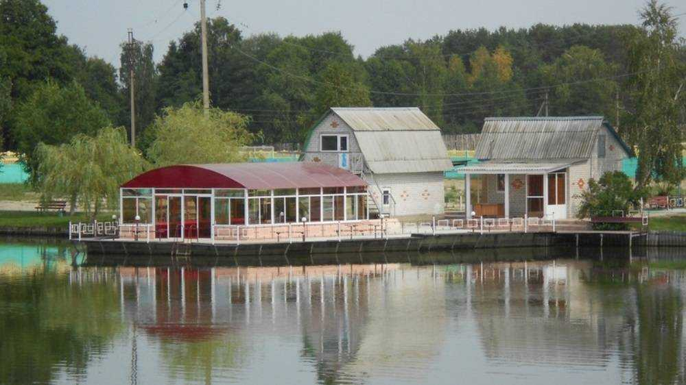 Брянцам предложили купить базу отдыха «У Василича» за 52, 5 млн рублей
