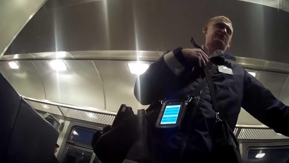 Подкованный пассажир брянской электрички поставил контролера в тупик