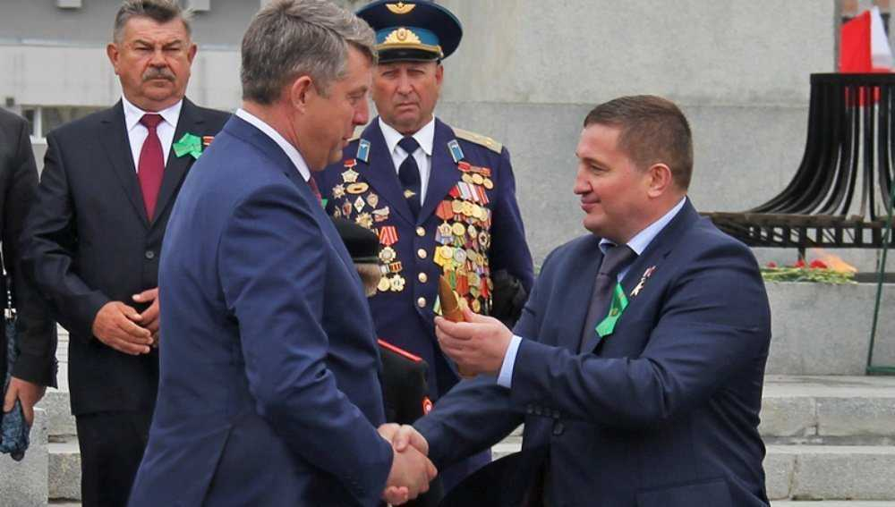 Брянец Андрей Бочаров победил на выборах волгоградского губернатора