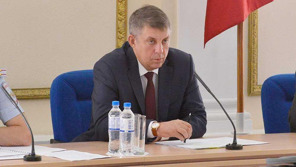 Брянского губернатора разгневали лживые порядки в больницах